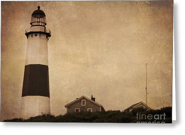 Your Night Light Greeting Card by A New Focus Photography