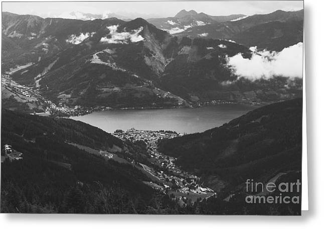 Zell Am See Iv Greeting Card