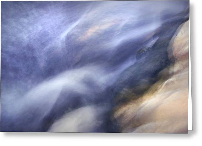 Zen Motion. Impressionism Greeting Card