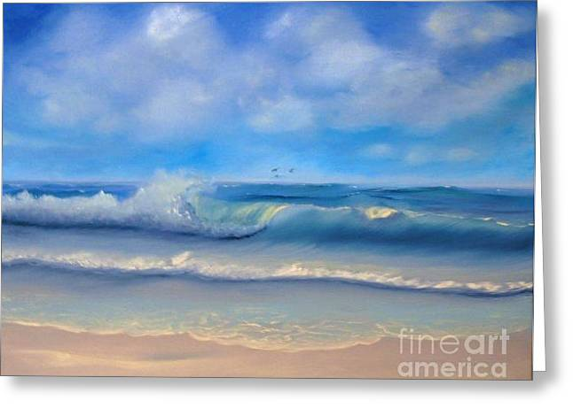 Seascape Collection  Greeting Card
