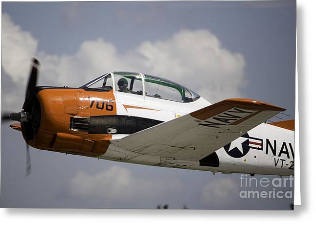 Air Show 6 Greeting Card by Darcy Evans