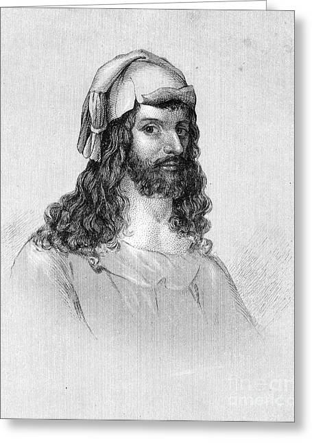 Albrecht D�rer (1471-1528) Greeting Card by Granger