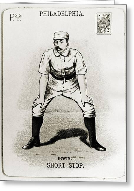Arthur Irwin (1858-1921) Greeting Card by Granger