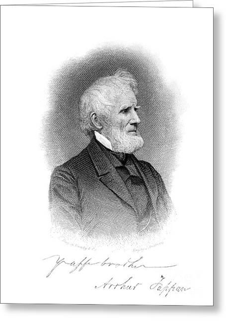 Arthur Tappan (1786-1865) Greeting Card