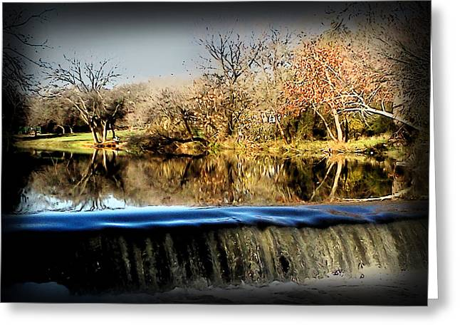 Brushy Creek II Greeting Card by James Granberry