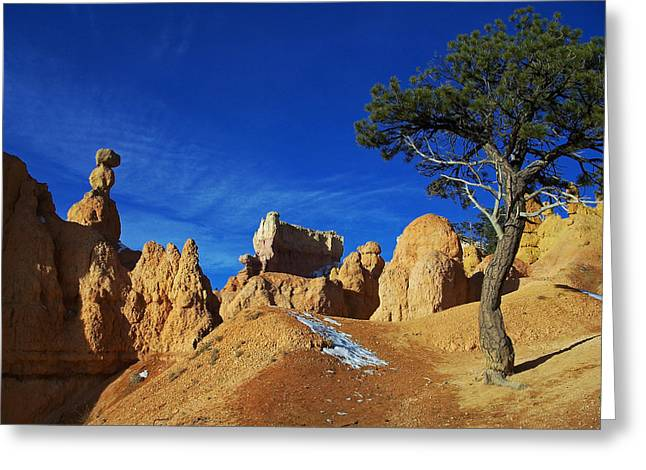 Bryce Canyon Utah Greeting Card
