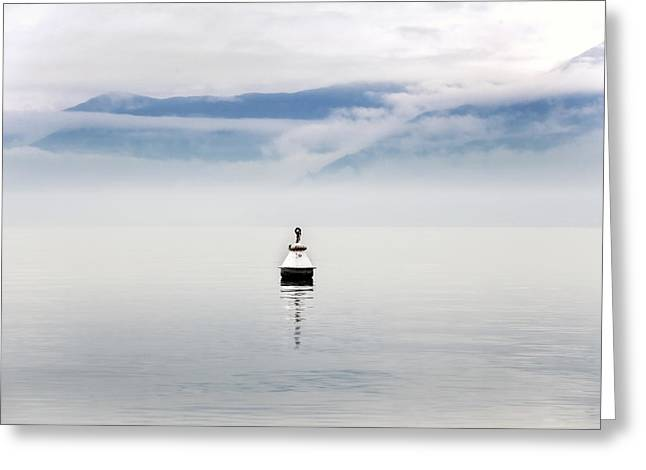 Buoy Greeting Card by Joana Kruse