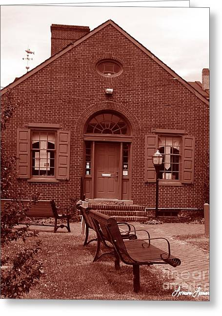 Chamber Of Commerce Elkton Md Greeting Card