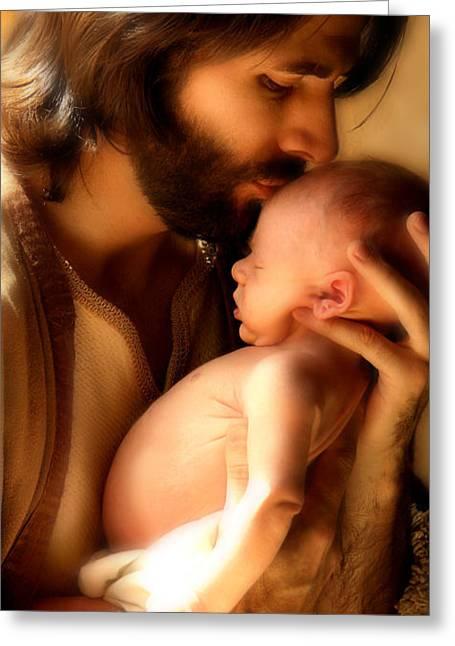 Child Of God Greeting Card