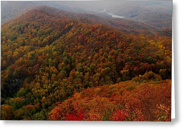 Cumberland Gap 2 Greeting Card