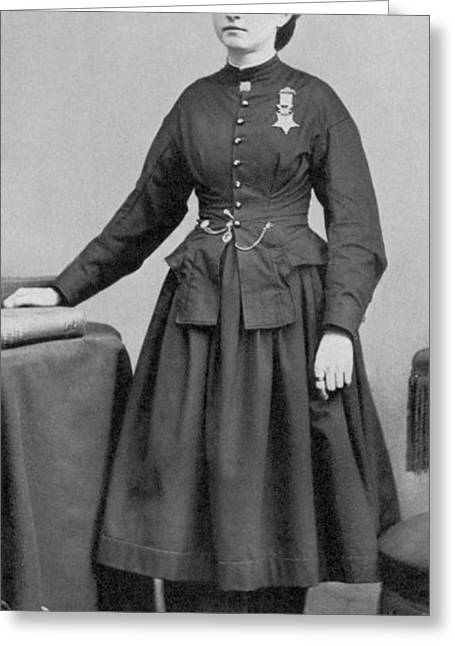 Dr. Mary Edwards Walker Greeting Card