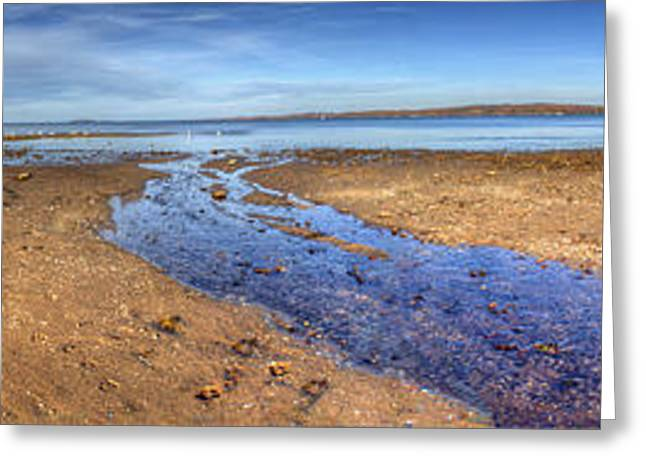 East Grand Traverse Bay Greeting Card