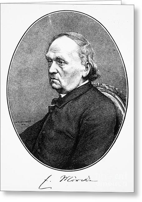 Eduard Moerike (1804-1875) Greeting Card by Granger