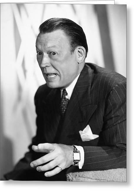 Fred Allen (1894-1956) Greeting Card