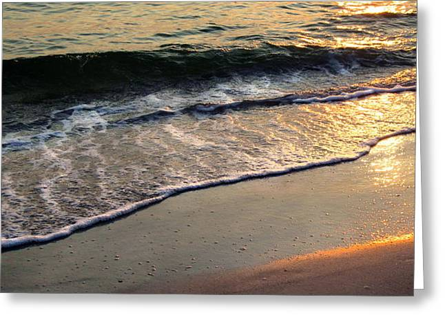 Gentle Tide Greeting Card