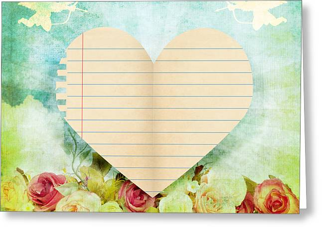 greeting card Valentine day Greeting Card