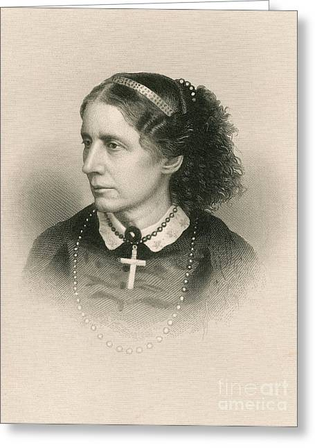 Harriet Beecher Stowe, American Greeting Card