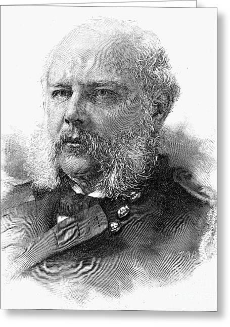 John Schofield (1831-1906) Greeting Card by Granger