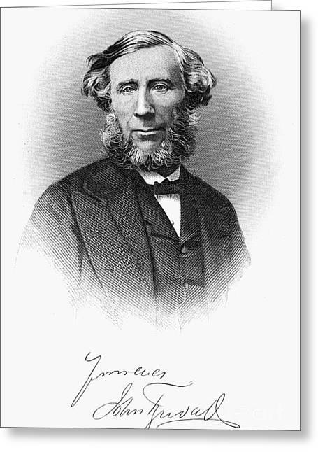 John Tyndall (1820-1893) Greeting Card by Granger