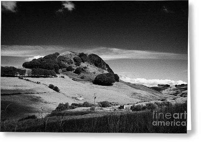 Loudoun Hill East Ayrshire Scotland Uk United Kingdom Greeting Card by Joe Fox
