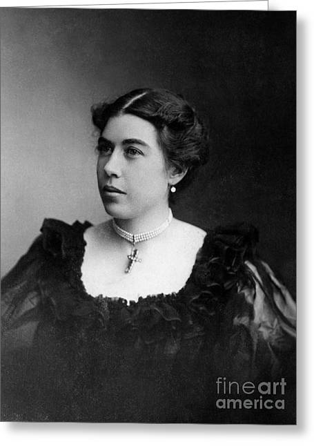 Margaret Molly Brown Greeting Card