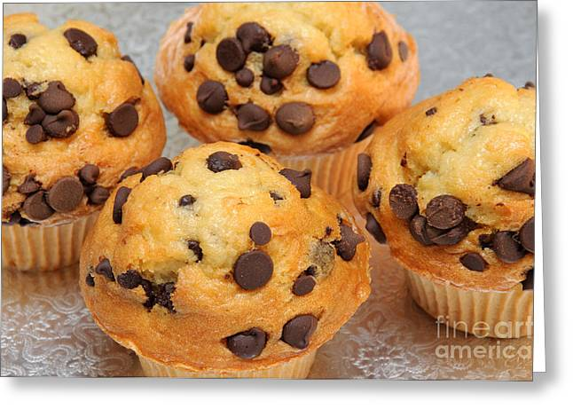 Muffin Tops 1 Greeting Card