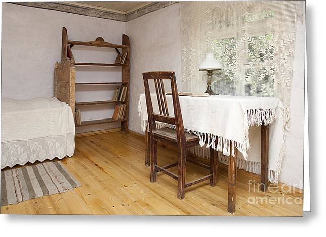 Old Fashioned Bedroom Photograph by Jaak Nilson