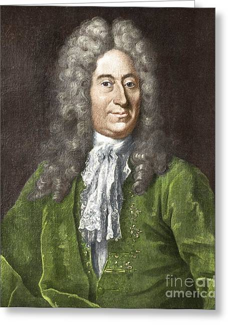 Ole Roemer, Danish Astronomer Greeting Card by Science Source