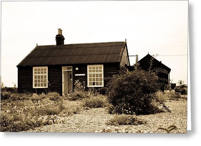 Prospect Cottage Derek Jarmen Greeting Card