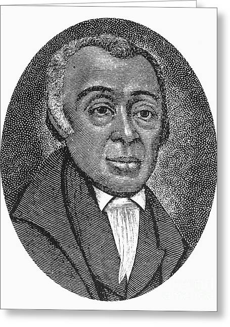 Richard Allen (1760-1831) Greeting Card by Granger