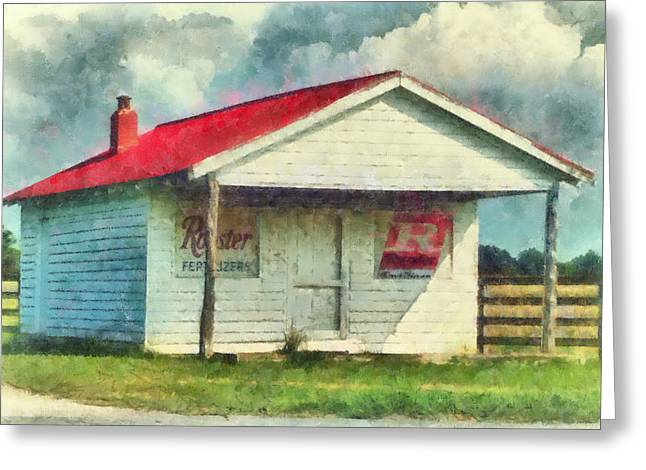 Royster Fertilizers  Greeting Card by Lynne Jenkins
