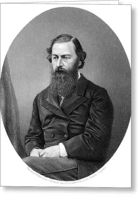 Samuel Baker, British Explorer Greeting Card by