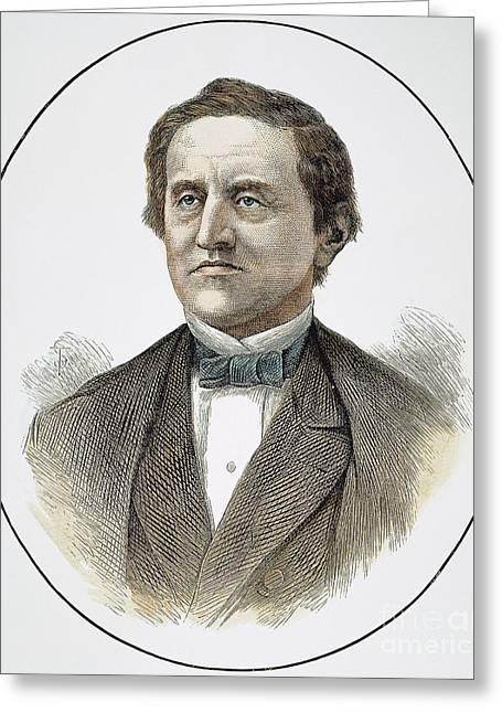 Samuel J. Tilden (1814-1886) Greeting Card by Granger