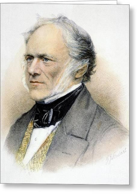 Sir Charles Lyell Greeting Card