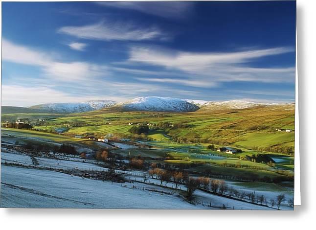 Sperrin Mountains, Co Tyrone, Ireland Greeting Card