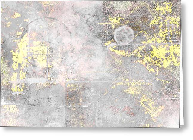 Starlight Mist Greeting Card by Christopher Gaston