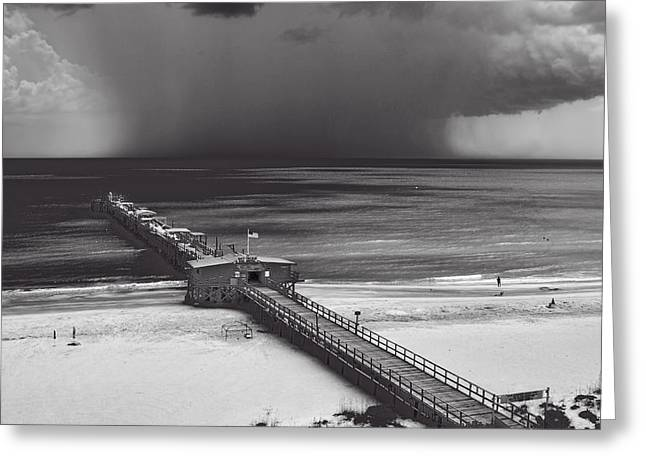 Summer Storm Greeting Card by Gordon Engebretson