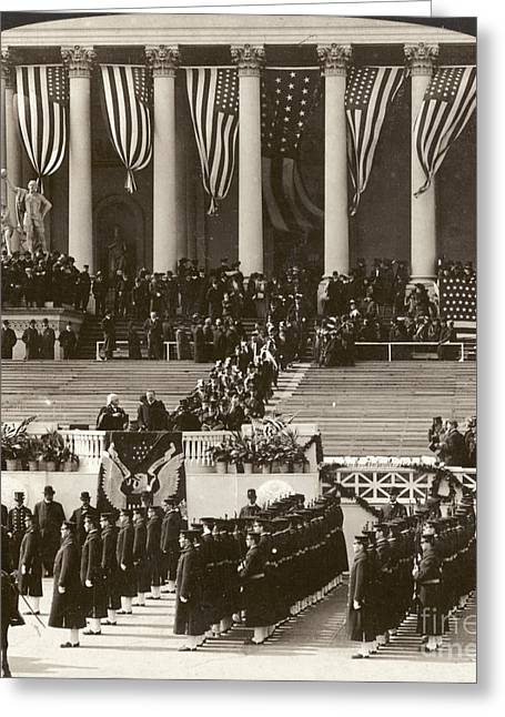 T. Roosevelt Inauguration Greeting Card