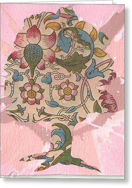 Untitled Greeting Card by Marianne Devine