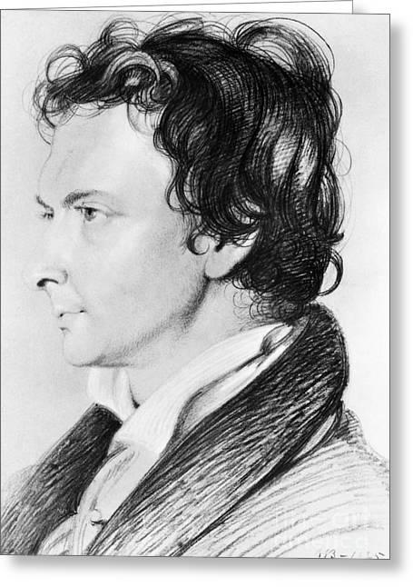 William Hazlitt (1778-1830) Greeting Card by Granger