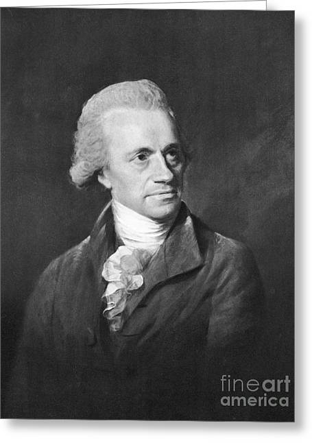 William Herschel, German-british Greeting Card by Science Source