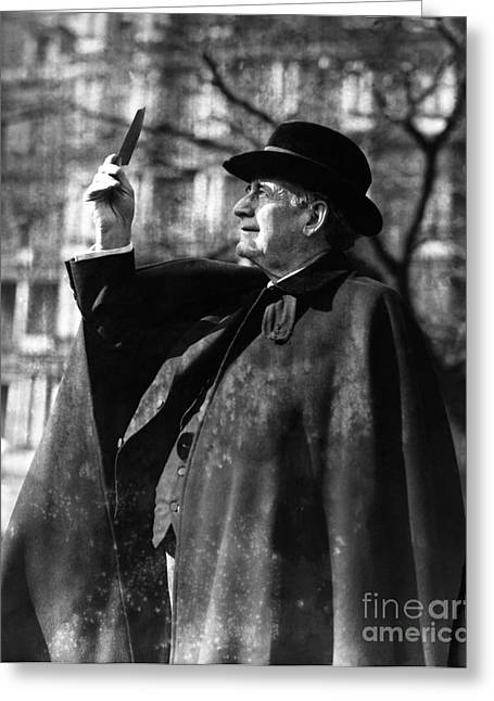 William Jennings Bryan Greeting Card by Photo Researchers