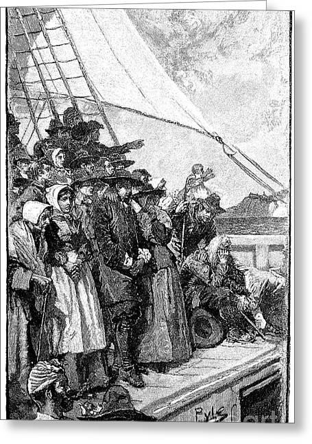 William Penn (1644-1718) Greeting Card