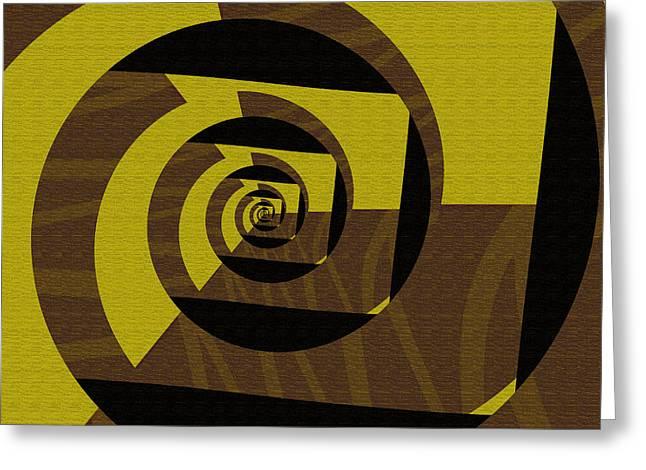 Decoupage Greeting Card by Mihaela Stancu