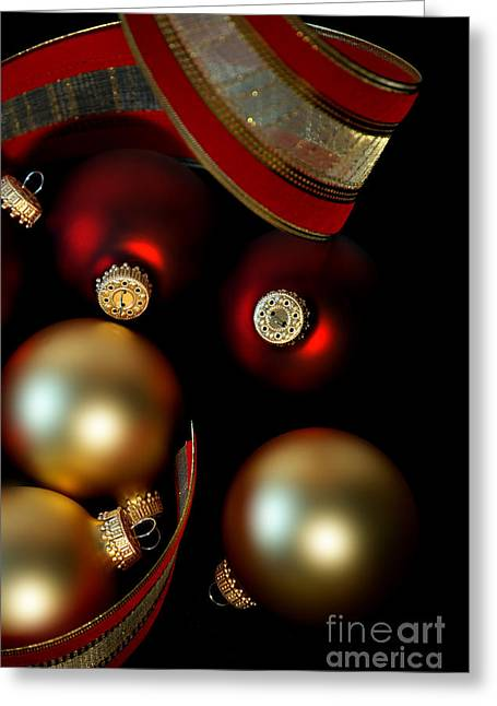 Christmas ornament greeting cards page 6 of 100 fine art america christmas ornaments greeting card m4hsunfo