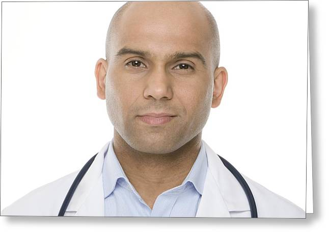 Doctor Greeting Card by