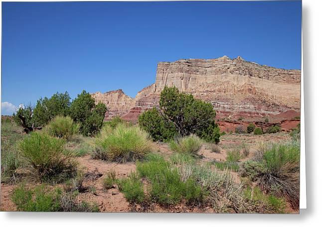 San Rafael Swell Greeting Card by Southern Utah  Photography