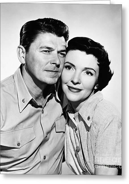 Ronald Reagan (1911-2004) Greeting Card