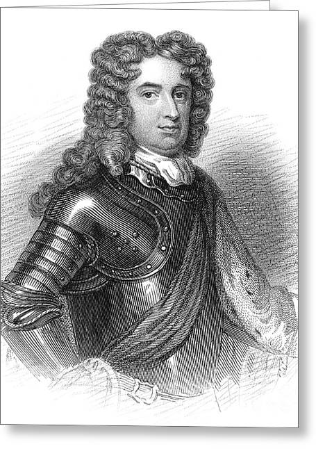 John Churchill (1650-1722) Greeting Card by Granger