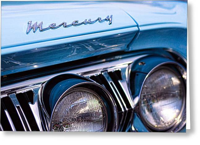 Greeting Card featuring the photograph 1964 Mercury Park Lane by Gordon Dean II